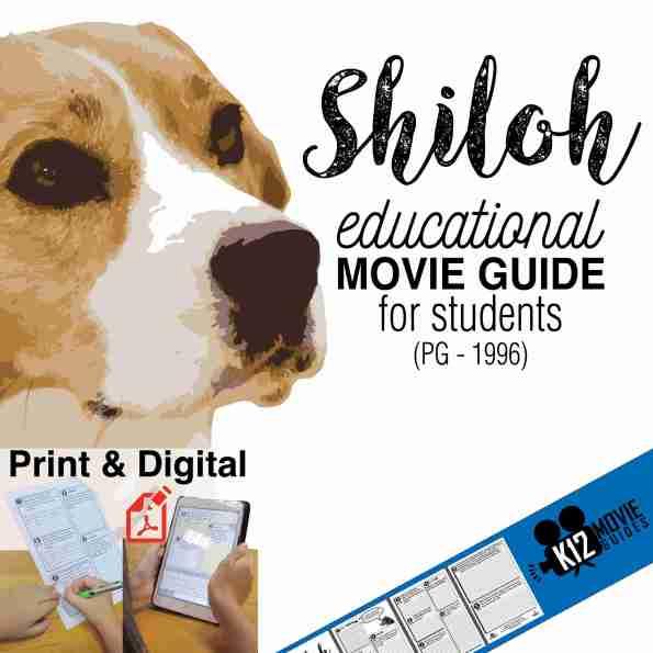 Shiloh Movie Guide (PG - 1996) Cover