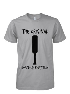 Tshirts for Teachers - Original Board
