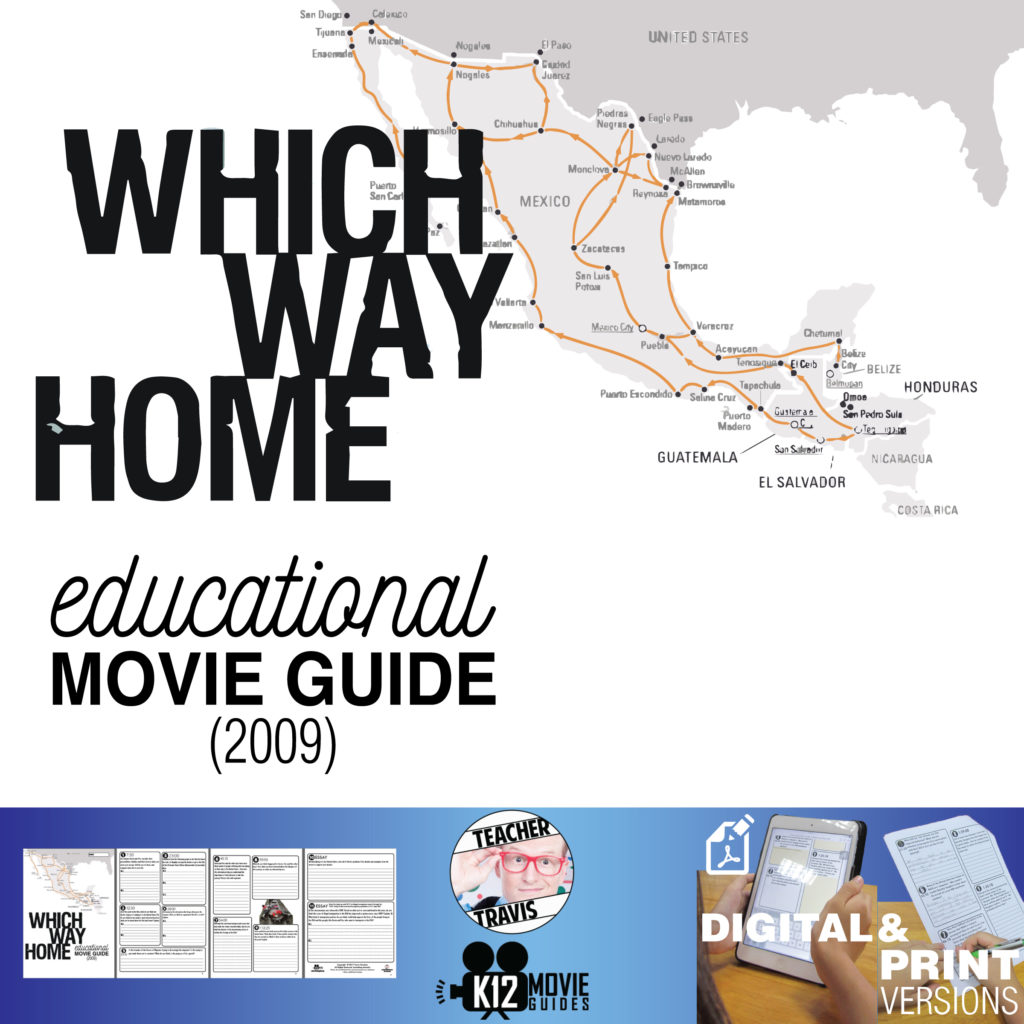 Which Way Home Documentary Movie Guide