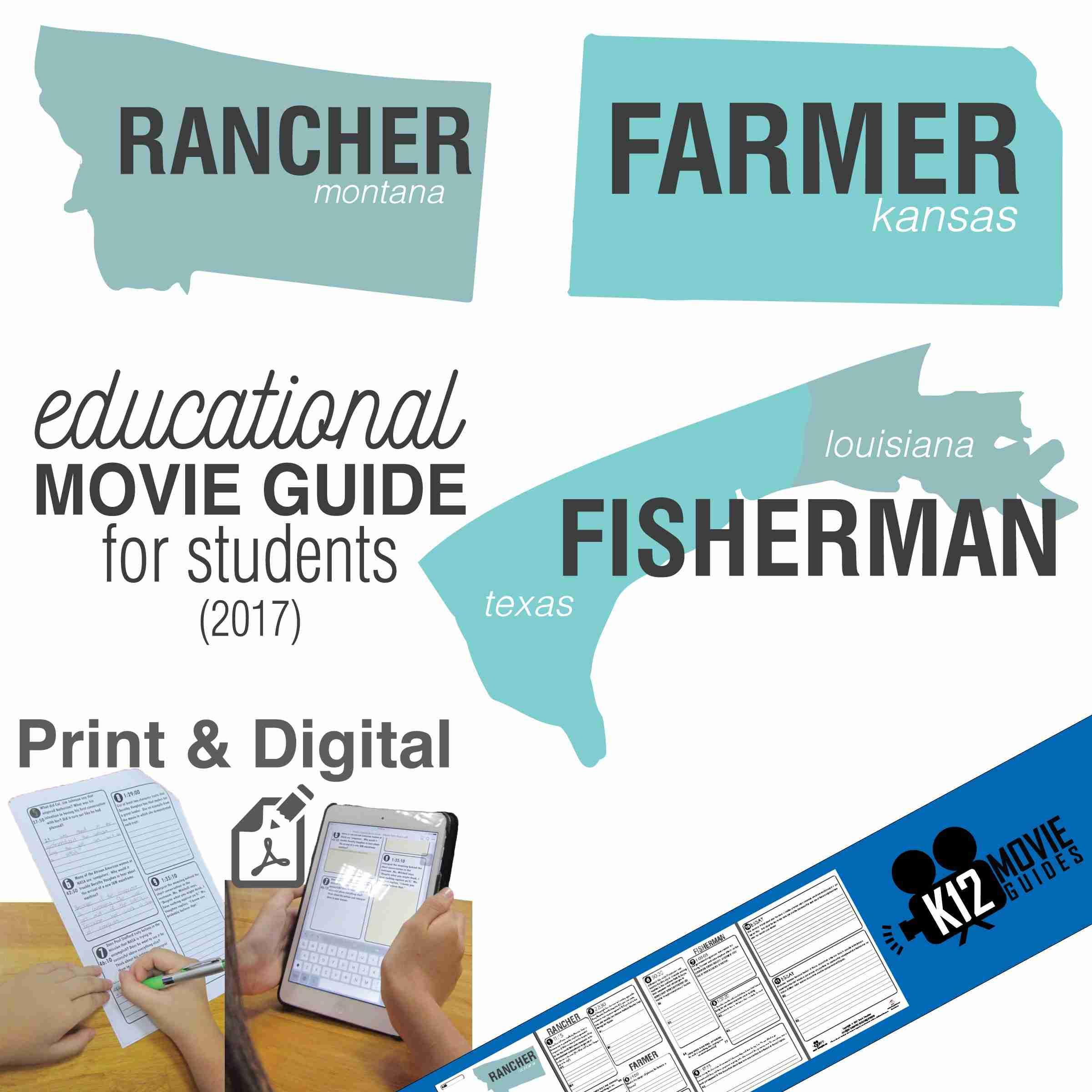 Rancher, Farmer, Fisherman Movie Guide (2017)