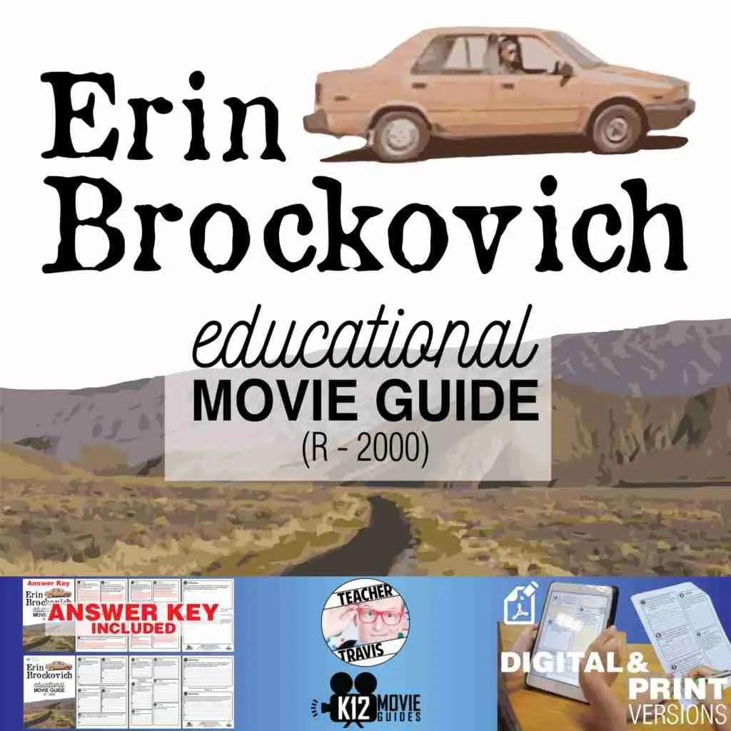 Erin Brockovich Movie Guide