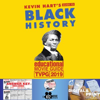 Kevin Hart's Guide to Black History Documentary Movie Guide (PGTV - 2019) Cover