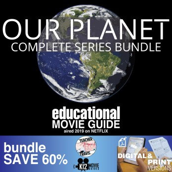Our Planet Documentary Complete Series Bundle (E01-08) Movie Guide (G - 2019) Cover