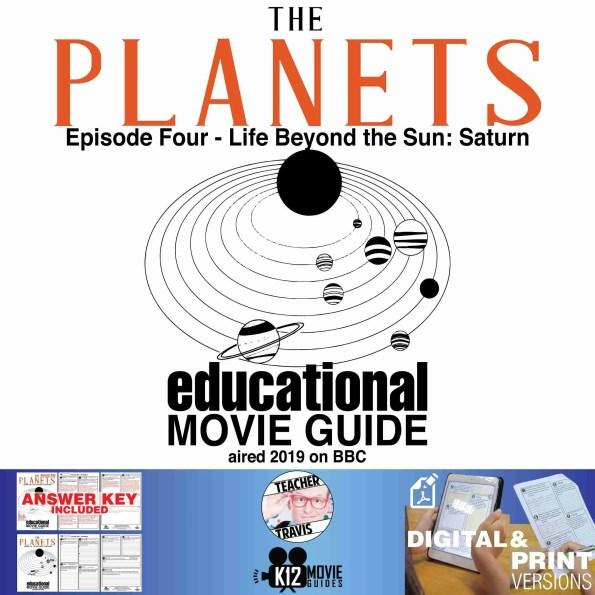 The Planets BBC Documentary (E04) Movie Guide (G - 2019) Cover