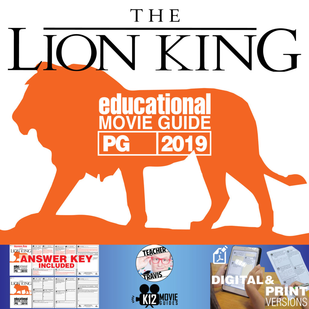 The Lion King New Movie Guide