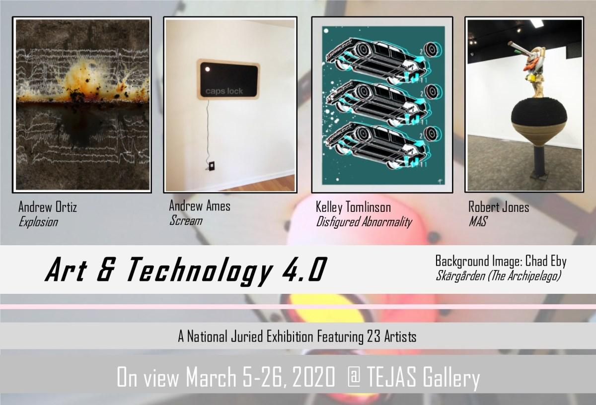 Art & Technology_Show Card_Front