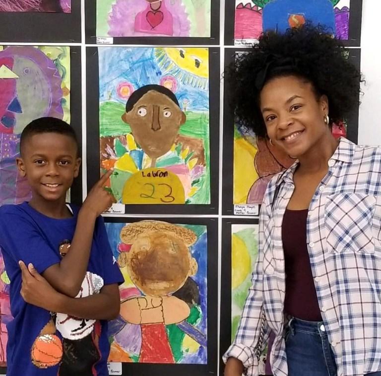 Children's Art Arena AIR show 2018 2
