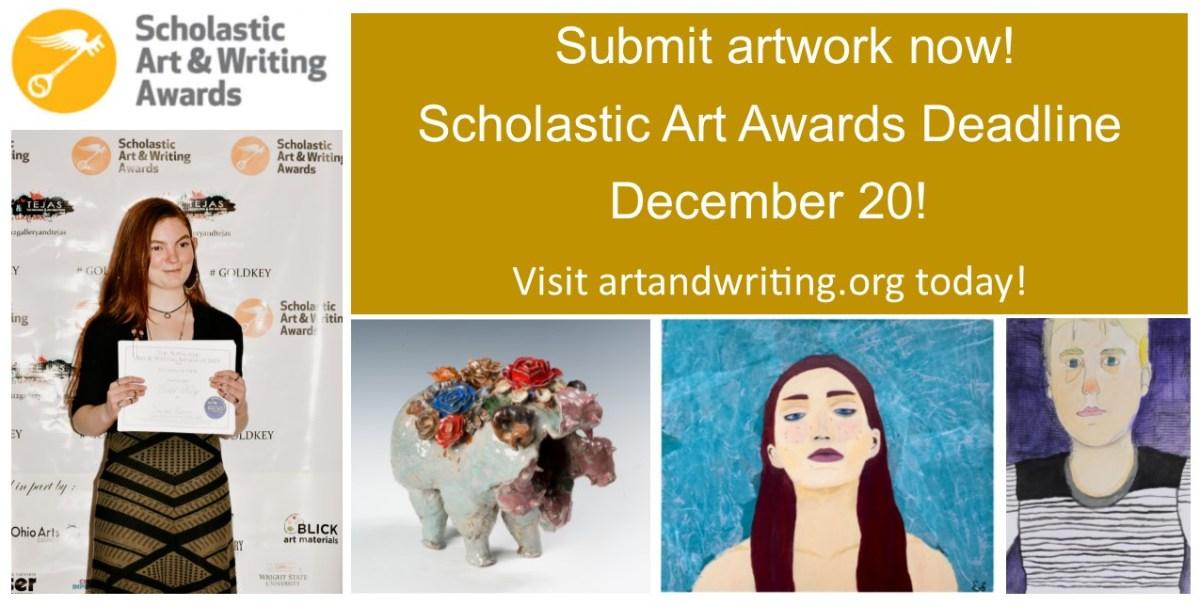 Scholastic Art Awards Deadline 2019 updated