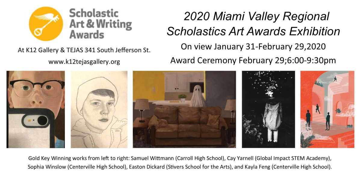 Scholastic Art Awards Show Card 2020