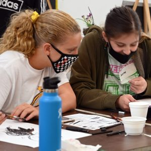 6th-8th Grade Saturday Art Classes
