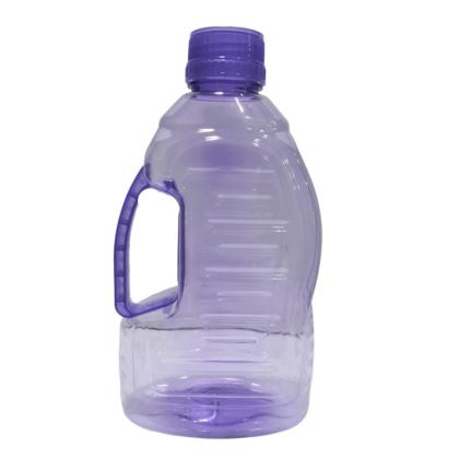 Pack Of 2 Fridge Water Bottles With Good Plastic 1 Liter