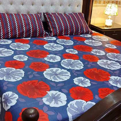 Export Quality BedSheet By Zawa Saeed