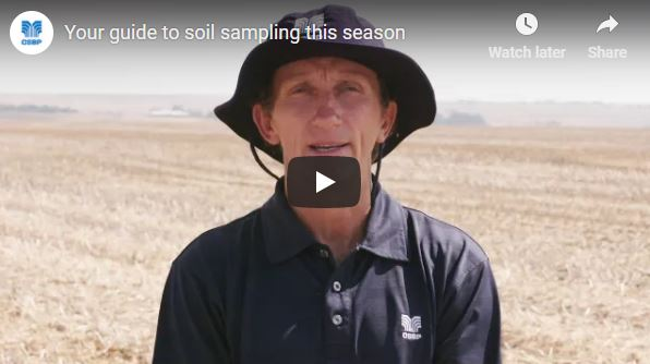 Are you soil sampling in the right place?