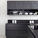Otto Black Marble County Kitchens