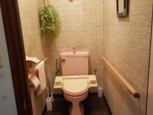 トイレ リフォーム前