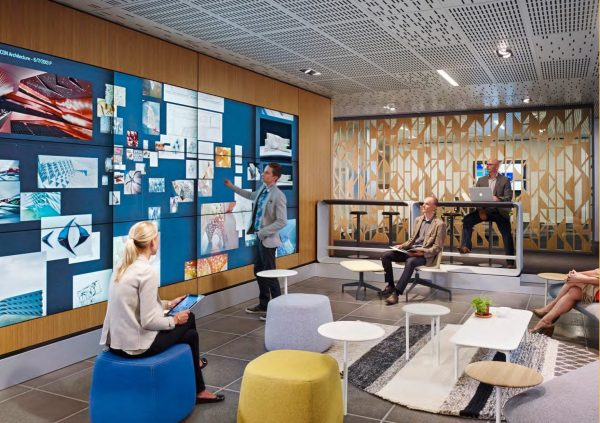 How Technology Impacts Office Design | K2 Space