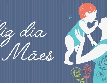 Canecas Cerâmica 325ml – Especial Dia das Mães