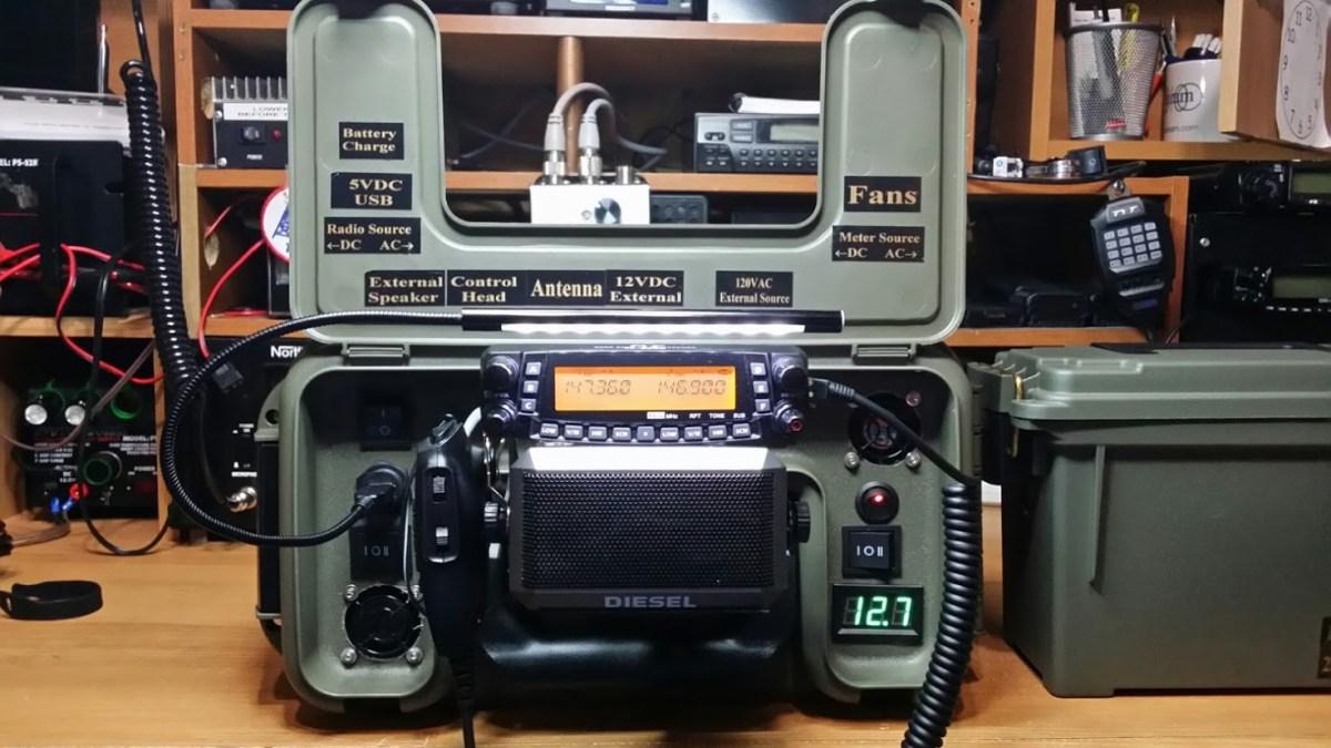 Kb4rma Radio Go Box K4nha