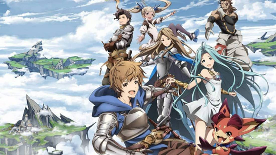 Granblue Fantasy The Animation - NekoAnimeDD