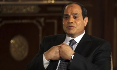 Image result for Egyptian President