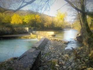 Sacrée rivière quand même.