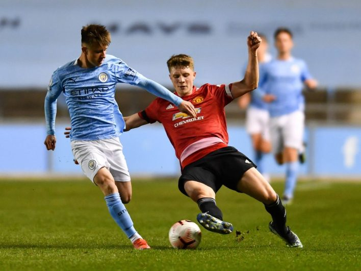 Manchester United starlet Will Fish joins Stockport County on loan