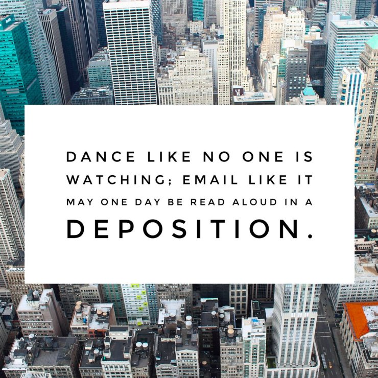 Email Dance