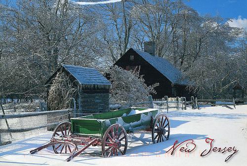 Cabin from Revolutionary War era