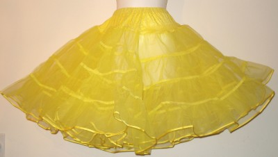 An example of the tutu, not the actual photo of it