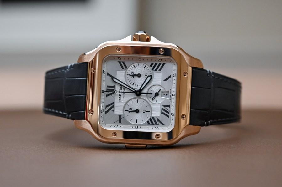 Cartier Santos de Cartier XL