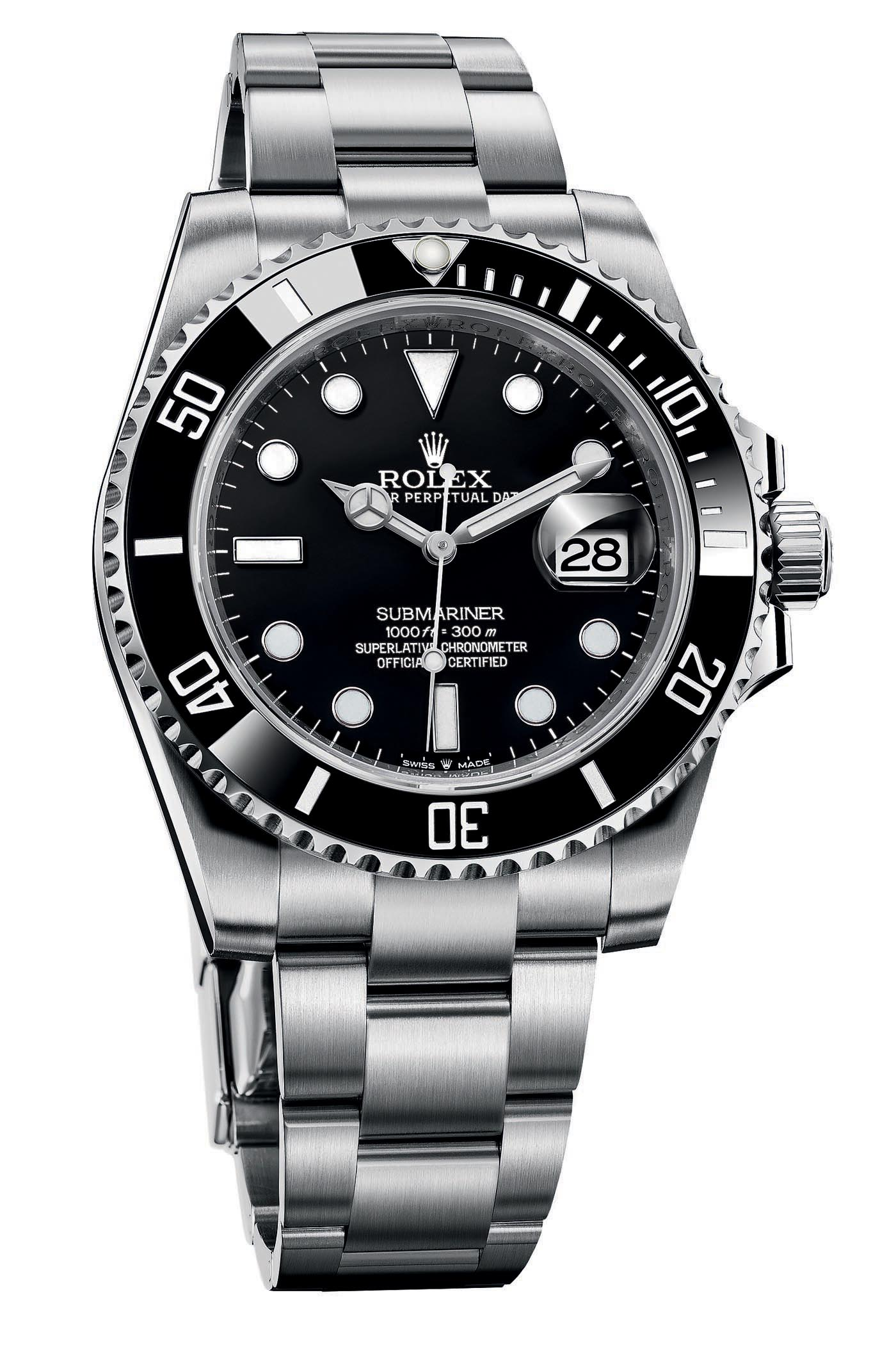 Rolex Submariner 2019 Calibre 3235 ref 126610LN - Rolex Baselworld 2019 - Rolex 2019 Predictions - Monochrome Watches