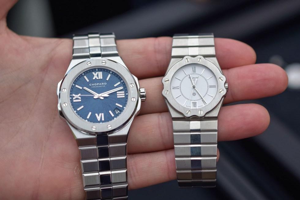 Chopard Alpine Eagle 41mm - Luxury Sports Watch Collection