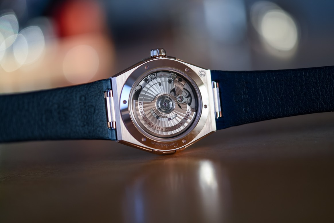 2020 Omega Constellation Co-Axial Master Chronometer 39mm