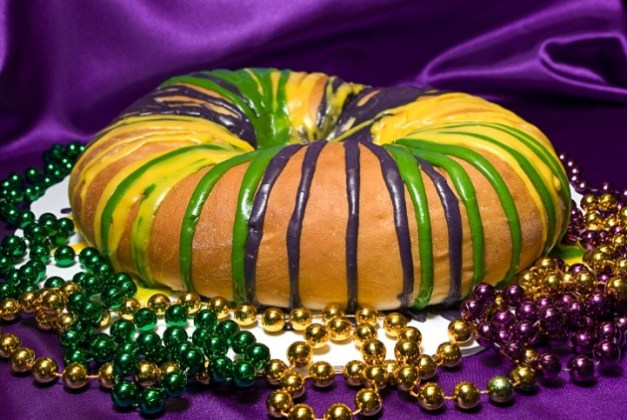 Types King Cake Fillings