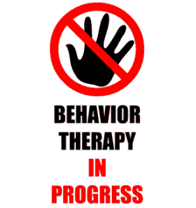 Behavior Therapy in Progress Design for M sizing