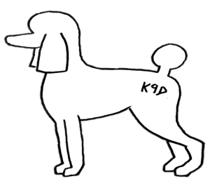 about k9 design logo
