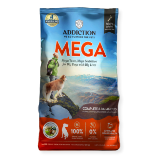 mega dog food