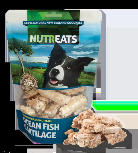 nutreats ocean fish cartilage
