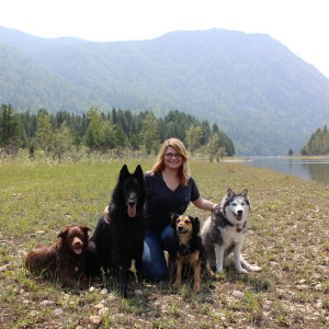 Brittany (Robinson) Brauer – Certified Professional Trainer, Certified Trick Dog Instructor