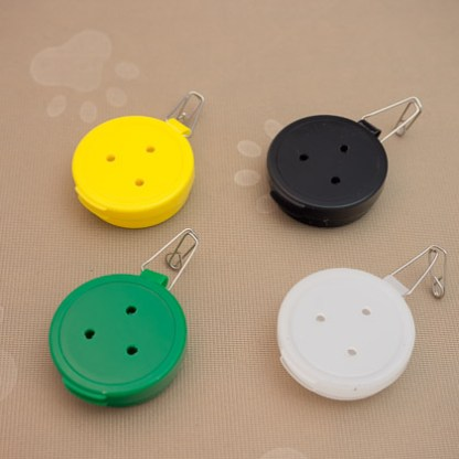 Hang Hide Plastic containers