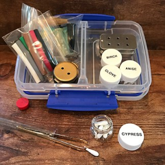 Essentials Large Kit in Short Split Snap Box