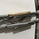Magnetic Metal Straws Main Pic-2 Black, 1 Siver, 1 Gold