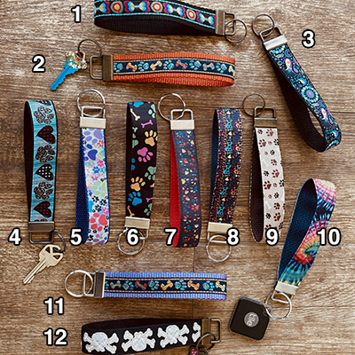 All Wristlets with numbers-March 2021