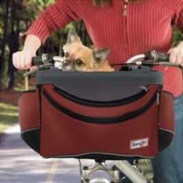 doggie bike basket