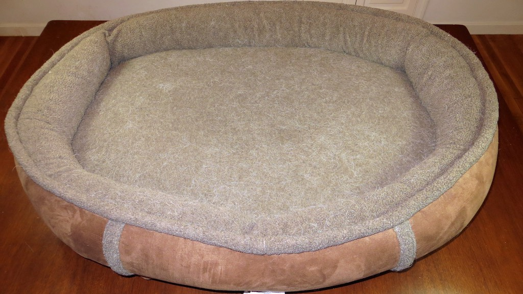 Orvis Dog Bed - Ultimate memory foam, wraparound, fleece