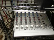Behring Amp/Mixer