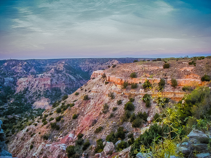 Palo Duro Canyon SP