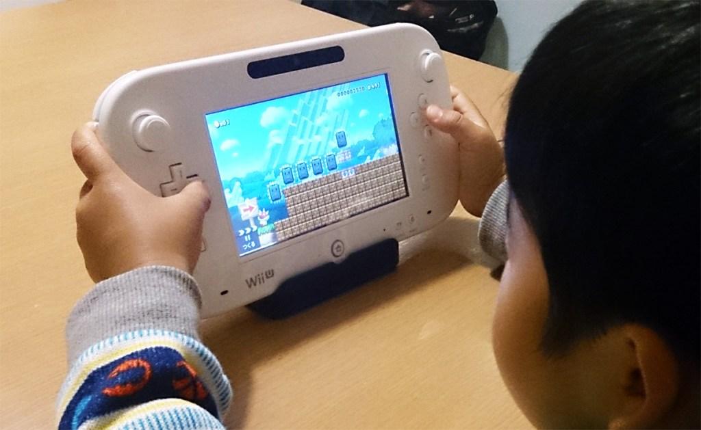 Wii U + スーパーマリオメーカー