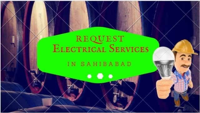 Electrician in Sahibabad