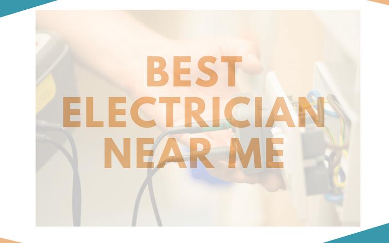 Best electrician near me